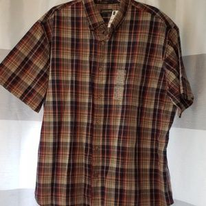 NWT St. Johns Bay Button Up